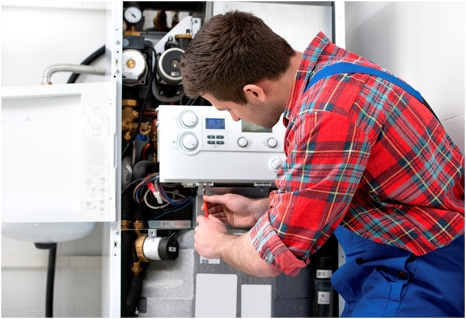 Problems in A Boiler and How Can We Deal with It